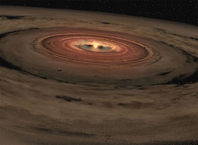 Earth-like Alien Planets May Hide in Dust Around Distant Stars