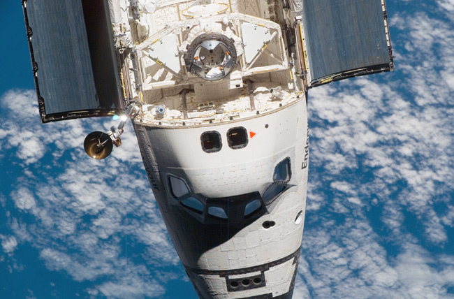 Space Shuttle Endeavour to Land Tonight