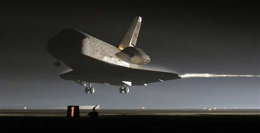 Shuttle Flight's Success a Global Effort, NASA Says
