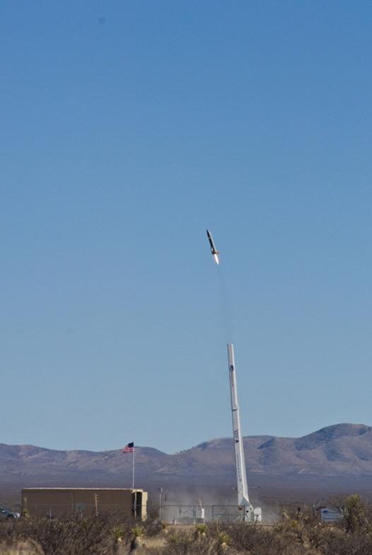 Lockheed Test Flies Space Plane Prototype