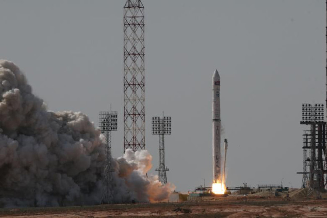 Israeli Satellite Reaches Orbit in Land Launch Debut