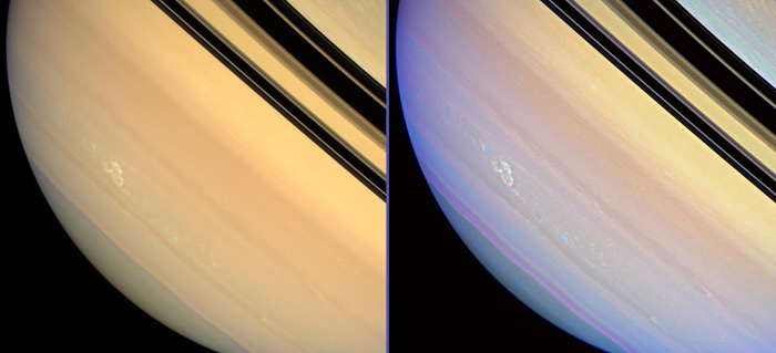 Long-Lived Lightning Storm Rages on Saturn