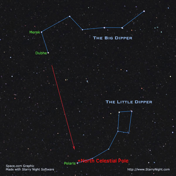 Doorstep Astronomy: See the Big Dipper