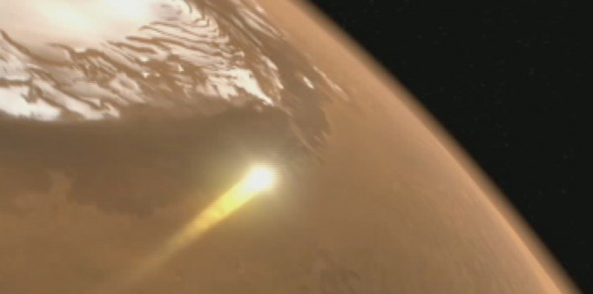 Phoenix Spacecraft Set for Risky Mars Landing Today
