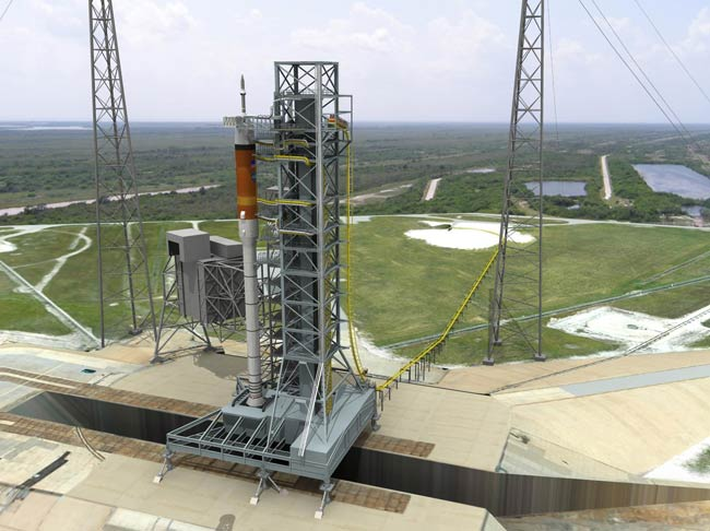 NASA Faces Rocket Test Delays for New Spaceship