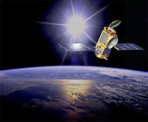 New Satellite to Study Rising Seas