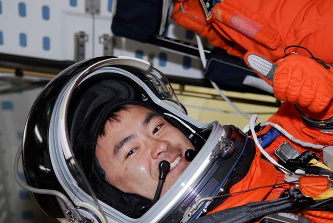 Japanese Astronaut to Bring Country's Hope to Station