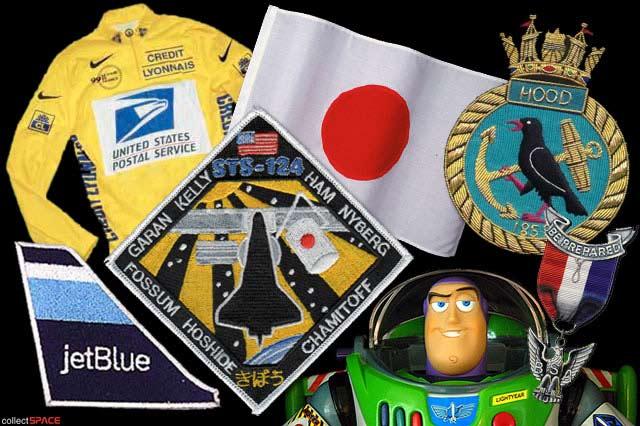 Shuttle Astronauts Share Space Through Souvenirs