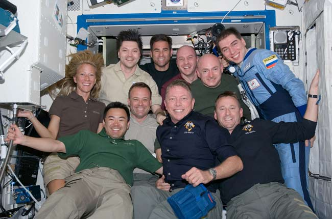 Space Shuttle Flight a 'Great Success,' Astronauts Say