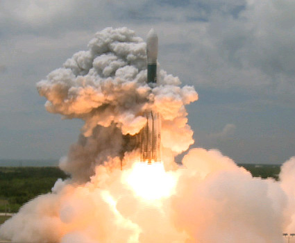 NASA Launches New Space Telescope