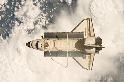 Space Shuttle Crew Prepares for Saturday Landing