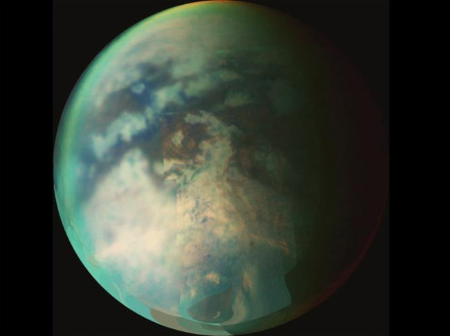 Veil Lifts on Titan's Great Secrets