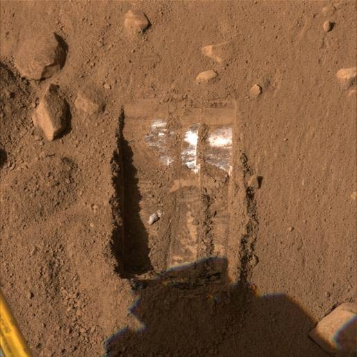 The Dirt on Mars Lander Soil Findings