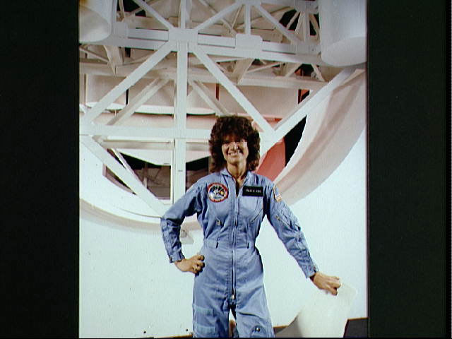 Sally Ride Discusses Anniversary of Her Historic Trip to Space