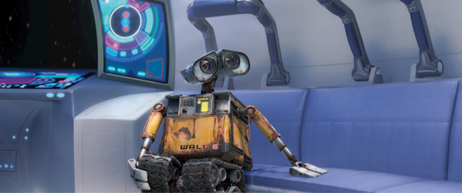 Film Review: WALL•E Brings Robot Love to Space