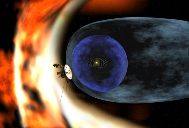 NASA Revives Voyager 2 Probe at Solar System's Edge