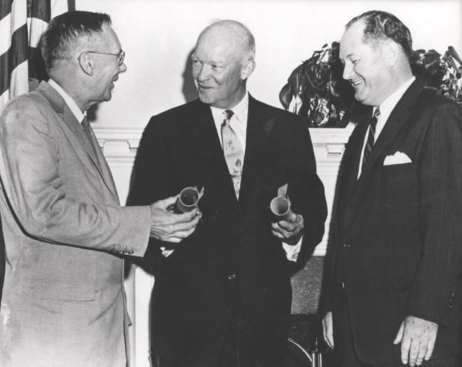 50 Years Ago: NASA Born in Sputnik's Wake