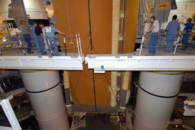 Pieces Coming Together for Next Space Shuttle Launch