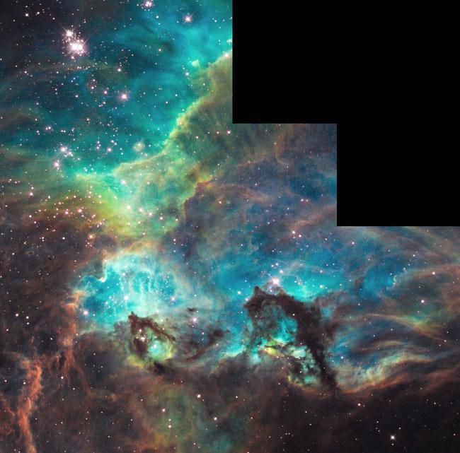 Hubble Space Telescope Hits Orbit 100,000