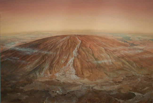 Titan's Ice Volcanoes Might Produce Stuff of Life