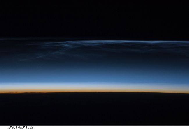 Strange Clouds Spotted at the Edge of Space