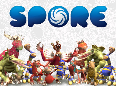 Spore is More: Build Your Own Alien at Home