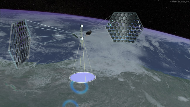 Experiment Boosts Hopes for Space Solar Power