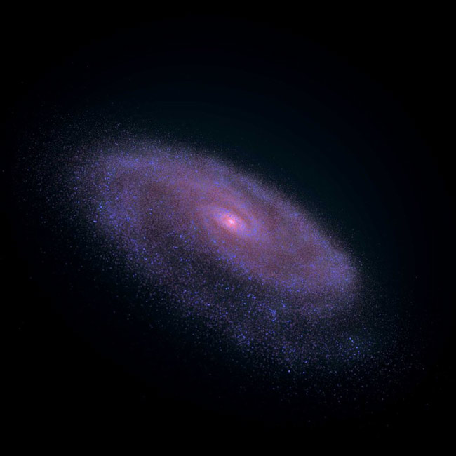 Sun May Be Galactic Hitchhiker