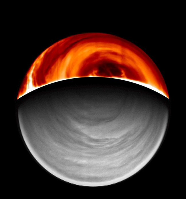 Clouds Lift on Mysterious Winds of Venus