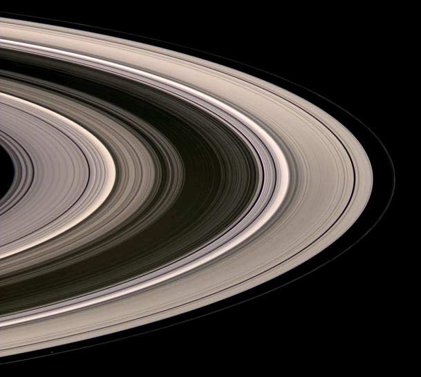 New Thinking: Saturn's Rings Might Be Ancient