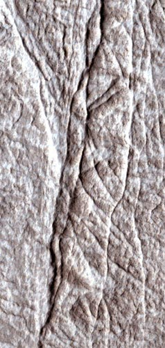 Signs of Underground Plumbing Seen on Mars