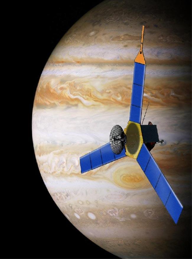 Juno Spacecraft to Study Jupiter