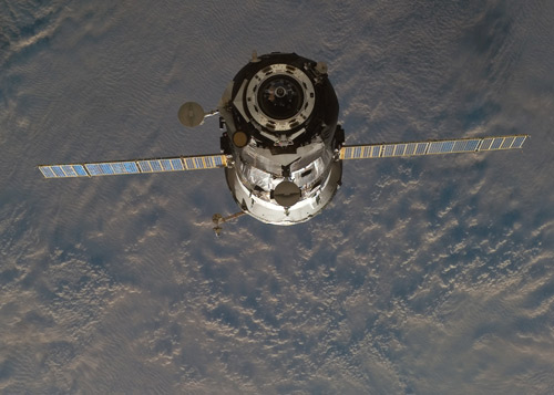 Despite Waiver, NASA To Stop Using Russian Cargo Vehicle
