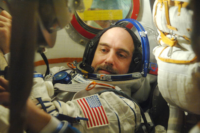 Former Astronaut's Son Set for Space Tourist Trek