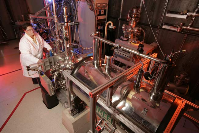 Laser Could Aid Search for Life on Mars