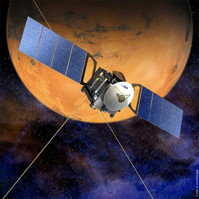 Europe Extends Missions to Mars, Venus and Earth