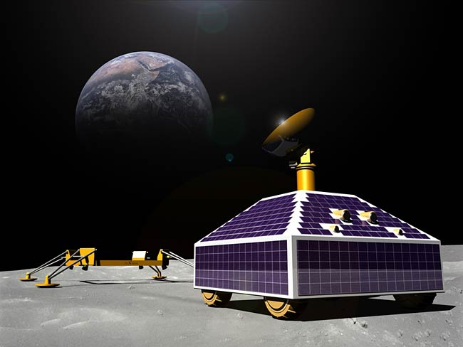 Private Firm Reveals Ambitious Moon Mission Plan