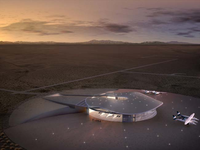 New Mexico Voters Defeat Spaceport America Measure