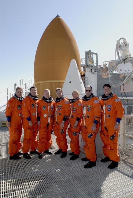 Endeavour Astronauts Set for Space Station Mission