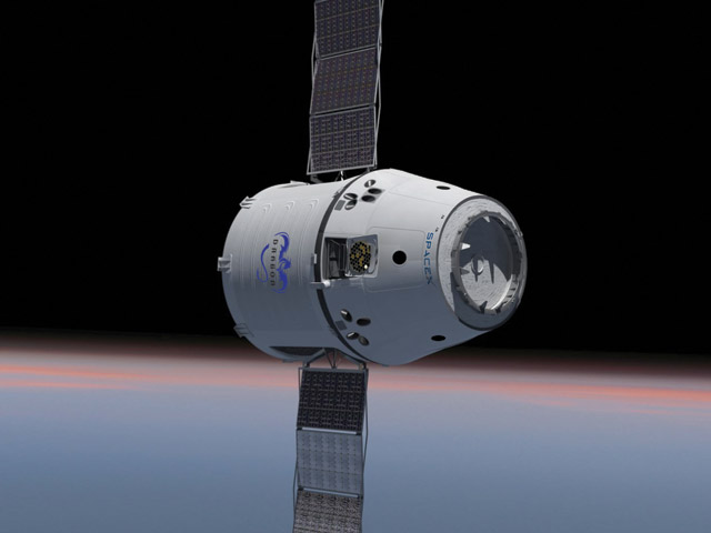 SpaceX's DragonLab