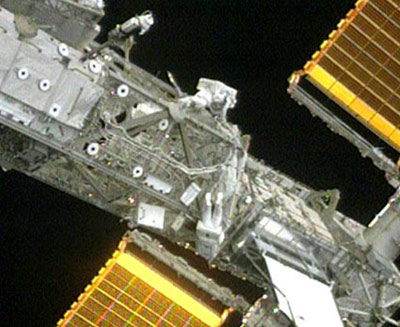 Astronauts Finish Long, Tough Spacewalk at Station