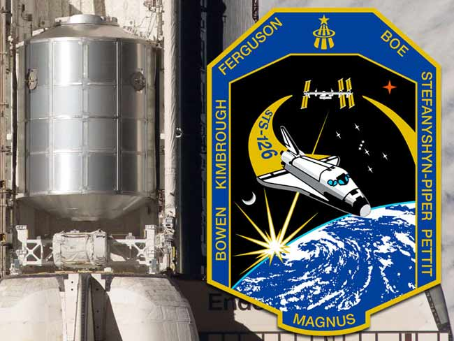Astronauts and Artists Shape Shuttle Mission Patch