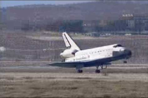 Shuttle Endeavor's Trip to Florida Delayed Again