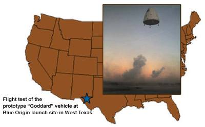 Secretive Space Vehicle Tested at Private Texas Site