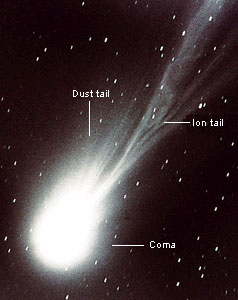 Comet Threat More Constant Than Thought
