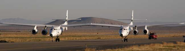 Test Flight Planned for SpaceShipTwo Carrier