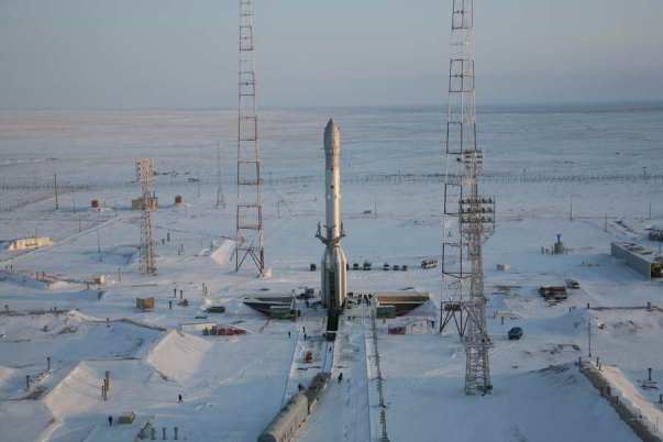 Russia Launches Three New Glonass Navigation Satellites