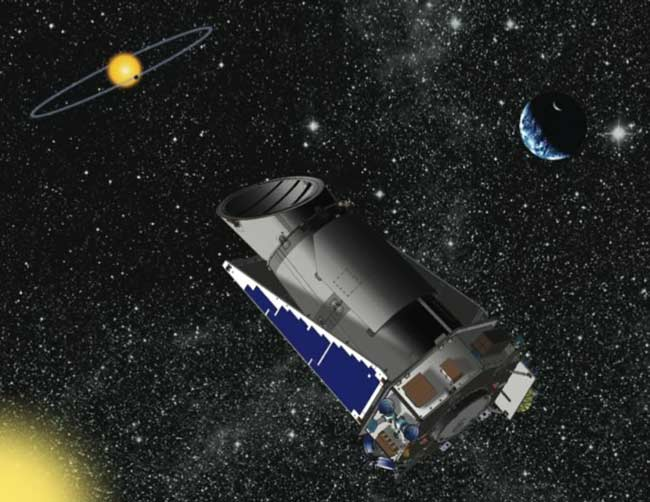 NASA's Planet Hunter Starts Hunting