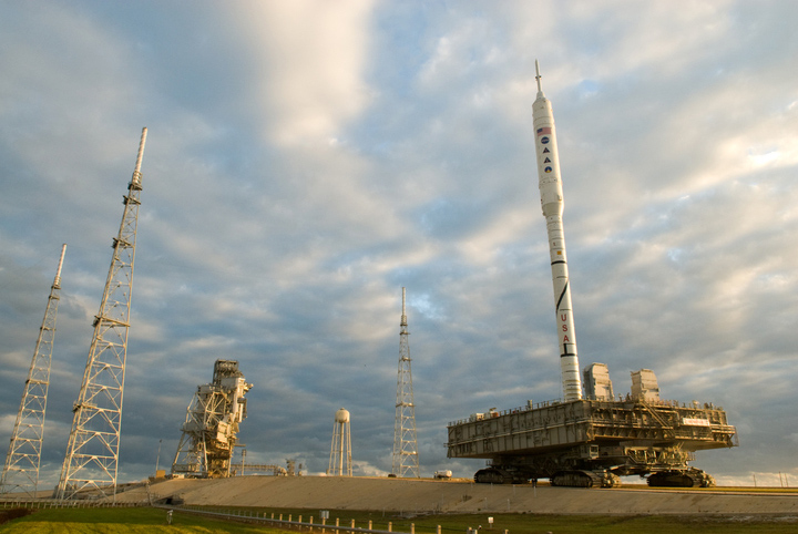 Rocket Test Flight Comes at Crucial Time for NASA