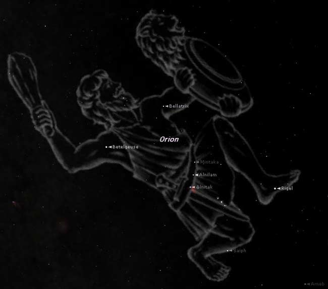 the story about orion This page details the various histories of the orion people and of the orion colonies and empires there are several contradictory accounts of orion history, with the.